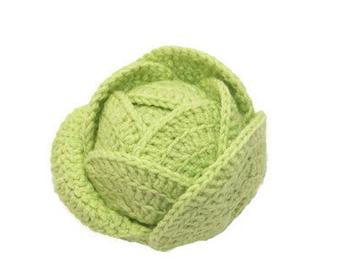 Crochet Cabbage